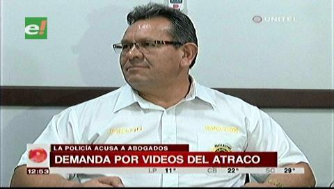 Eurochronos: Felcc anuncia demanda contra abogados de la familia Torrez por difundir videos