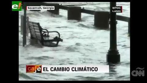 El huracán José podría llegar a Bahamas y Estados Unidos