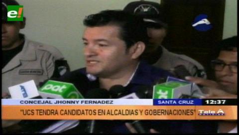 """Concejal Fernández: """"UCS tendrá candidatos en las alcaldías y gobernaciones"""""""