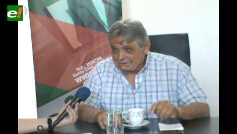 """Jaime Paz a Evo: """"¡Sea candidato, ya pues!"""" pero con una Corte Electoral independiente"""