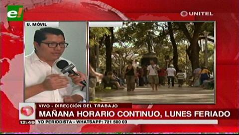 Santa Cruz: Dirección del Trabajo decreta horario continuo para el 22 y feriado para el 25 de septiembre