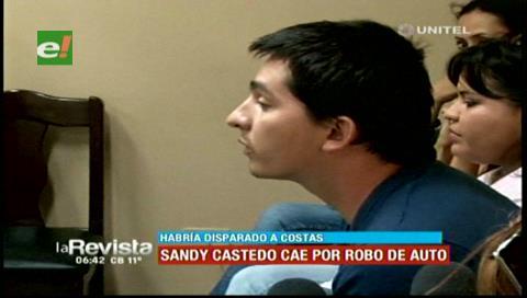 Detienen por robo de un vehículo a sujeto que disparó al gobernador Costas