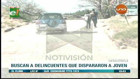 Policía arresta a sospechosos de disparar a joven en la cabeza