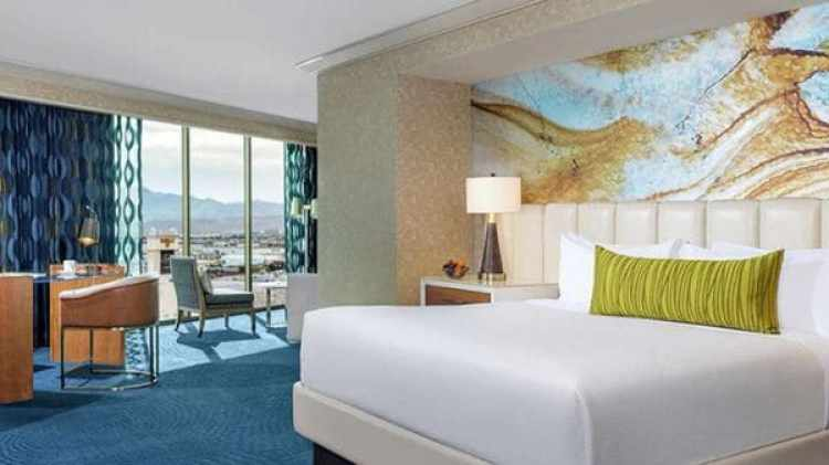 En una suite como esta del Mandalay Bay Resort & Casino disparó Stephen Paddock