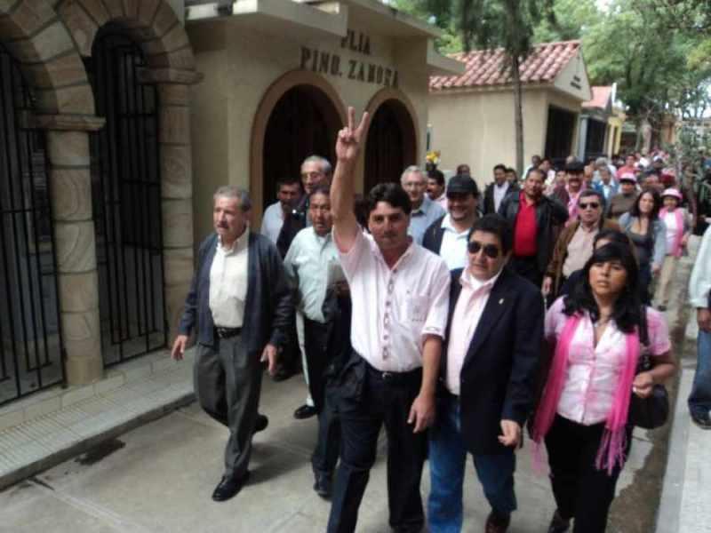 Johnny Torres quiere gobernar Tarija en el 2020 con el MNR