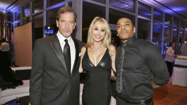 Scott Rosenblum, Amorette Robertson y Nelly