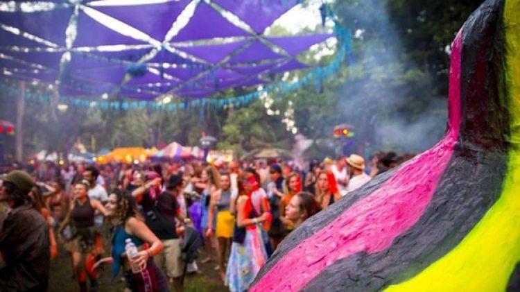 El festival Mushroom Valley reunió a 1.500 personas