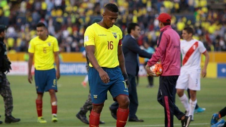 Antonio Valencia, capitán de Ecuador y figura del Manchester United (AFP)