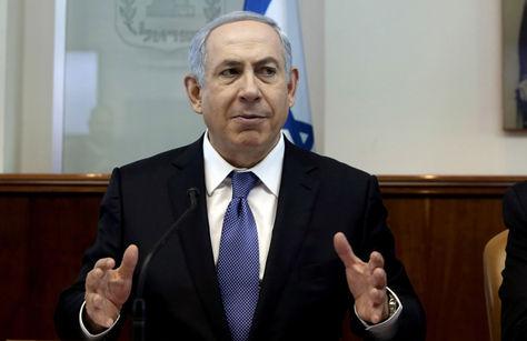 Benjamin Netanyahu, actual primer ministro de Israel. Foto: Archivo AFP