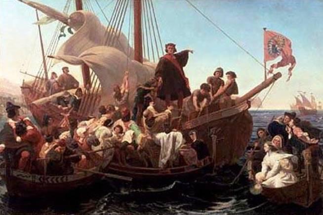 Colón en la