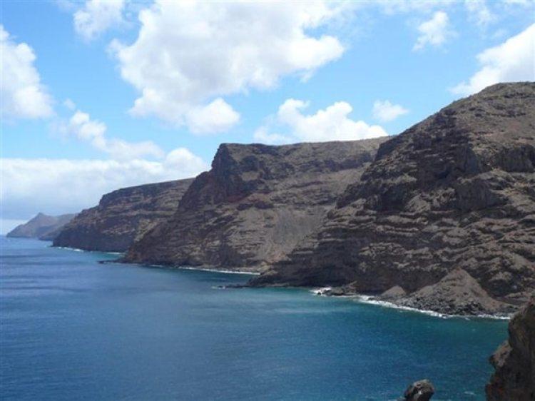 La inexpugnable isla volcánica de Santa Helena
