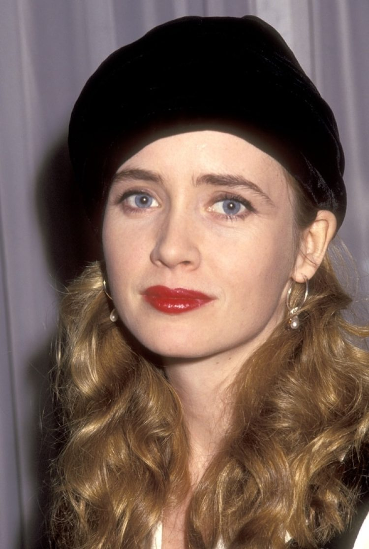 Lysette Anthony, en 1992 (WireImage)
