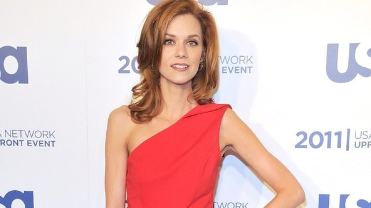 Hilarie Burton (Getty)