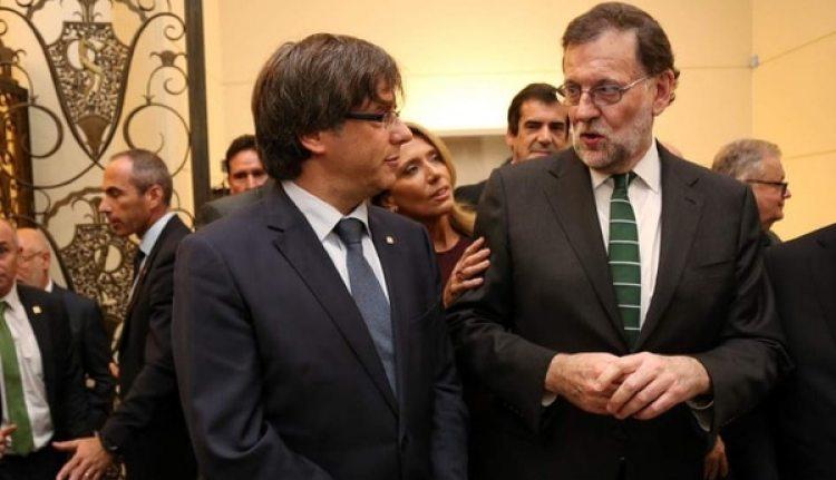 Puigdemont,. Rajoy