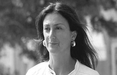 La periodista de malta Daphne Caruana Galizia. Foto: Facebook/Civil Society Network – Malta