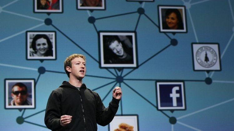 El fundador y CEO deFacebook, Mark Zuckerberg. (Foto de Justin Sullivan/Getty Images)