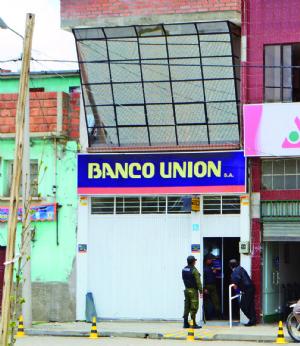 Aseguran que el desfalco al Banco Unión comenzó en 2015