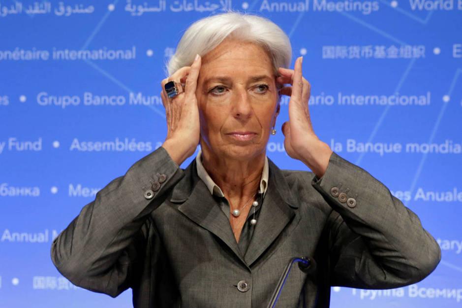 La preocupación de Lagarde por la desigualdad. (Reuters/Yuri Gripas)