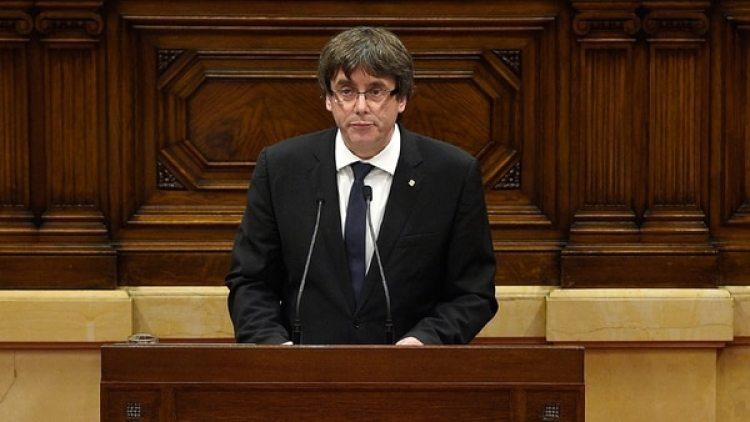 Carles Puigdemont (AFP)