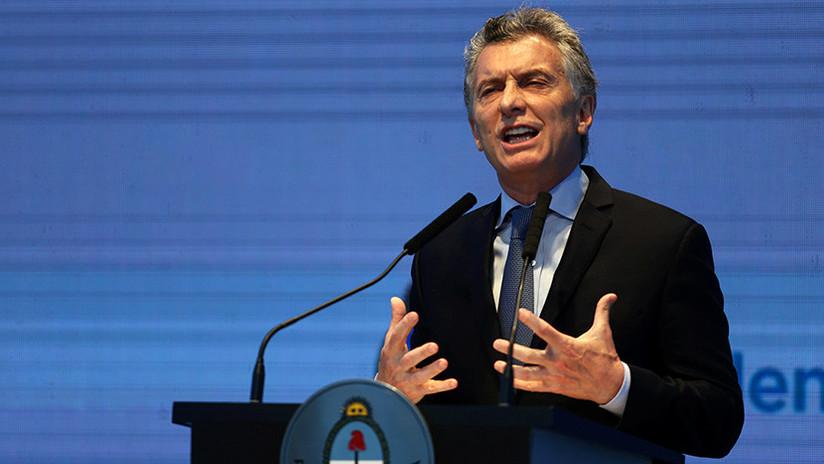 Estas son las tres reformas que Macri propone para Argentina