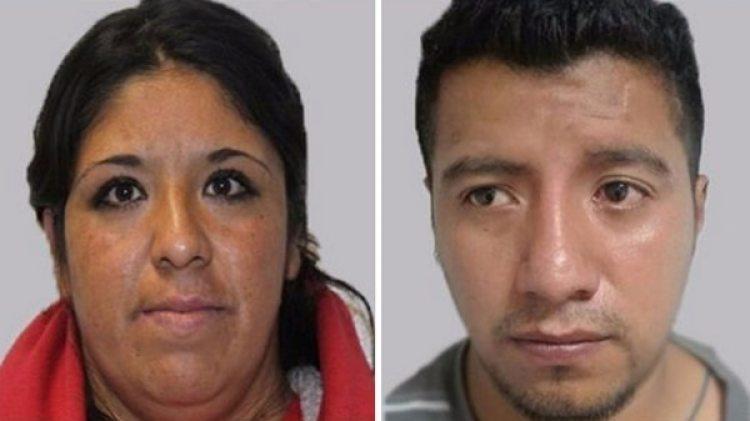 Anabel Moreno Moreno y David Villegas Inclán, las pareja condenada a 100 años de cárcel.