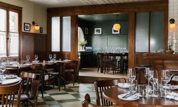 El restaurante Glorietta, del Anvil Hotel, se ha reconvertido en un moderno comedor italiano (Anvil Hotel)
