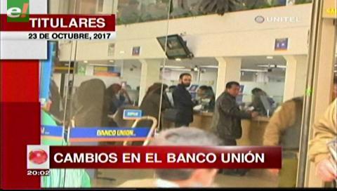 Video titulares de noticias de TV – Bolivia, noche del lunes 23 de octubre de 2017
