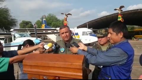 Jenecherú I: El ejercito operativo que demostrará el poder aéreo militar en Bolivia