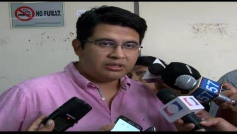 Peña: La inversión pública baja, la corrupción crece y al Gobierno sólo le interesa la reelección de Evo