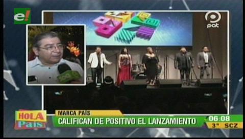 Empresarios celebran lanzamiento de Marca País