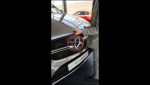 """El """"ladrón"""" del Banco Unión presumía la adquisición de un auto que él diseñó para su novia (Video)"""
