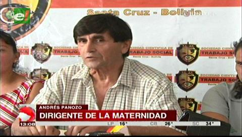 Trabajadores de la Maternidad Percy Boland amenazan con paro de actividades