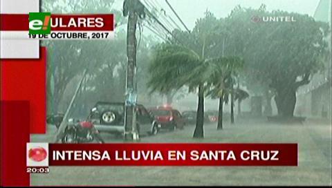 Video titulares de noticias de TV – Bolivia, noche del jueves 19 de octubre de 2017