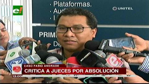 Fiscalía critica argumentos de jueces sobre la liberación de Fabio Andrade Lima Lobo