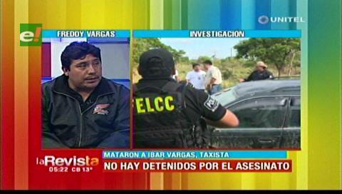 Taxista asesinado: Familiares de Ivar Vargas afirman que no tenía deudas