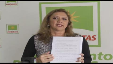 Diputada Capobianco denuncia que el MAS pretende penalizar el derecho a la protesta