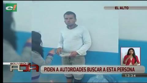 Vecinos de El Alto denuncian desaparición de ciudadano costarricense