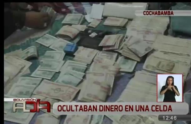 Encuentran alta suma de dinero en celda de cárcel de San Sebastián Mujeres