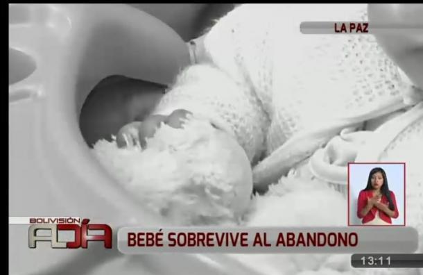 Se han registrado varios casos de bebés abandonados