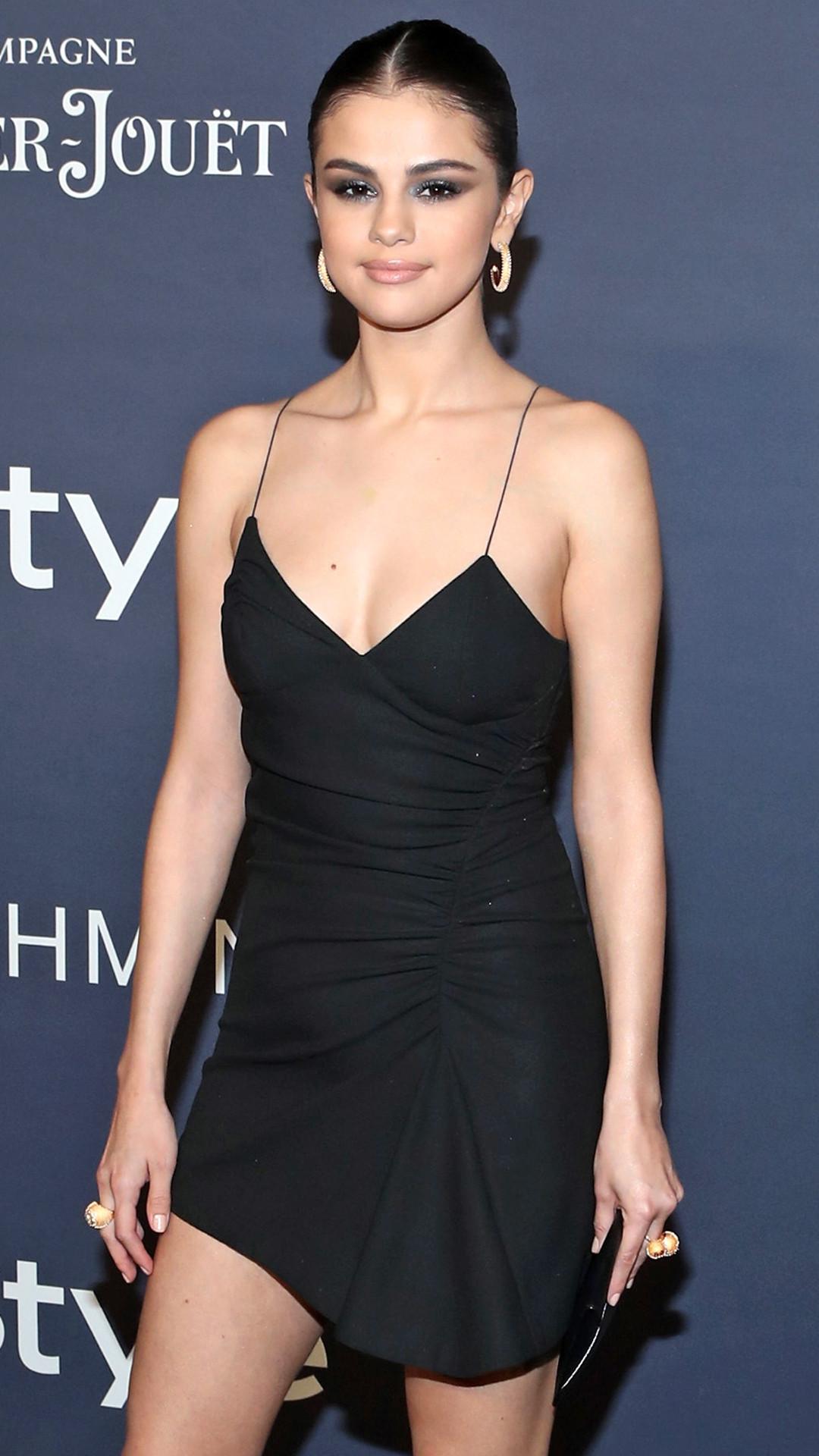 Selena Gomez, 2017 InStyle Awards