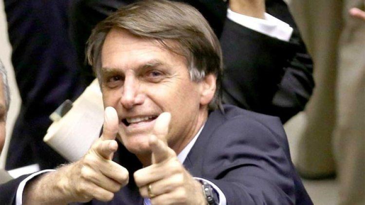 Jair Bolsonaro, el candidato antisistema de extrema derecha que va segundo en las encuestas