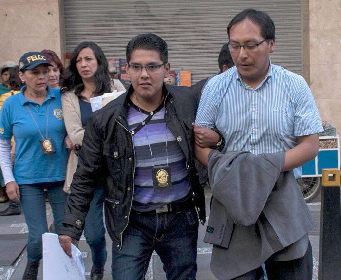 La Fiscalía determinó señalar como cómplices y enviar a la cárcel a dos funcionarias que investigaron el desfalco al Banco Unión.
