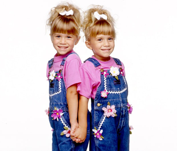 Mary-Kate, Ashley Olsen, Full House