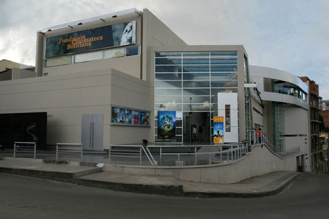 Fundación Cinemateca Boliviana