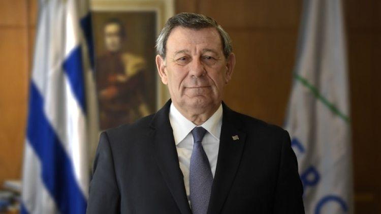 Rodolfo Nin Novoa, canciller uruguayo