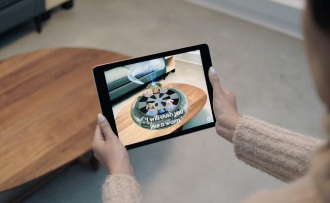 Apple prepara un dispositivo de realidad aumentada para 2019