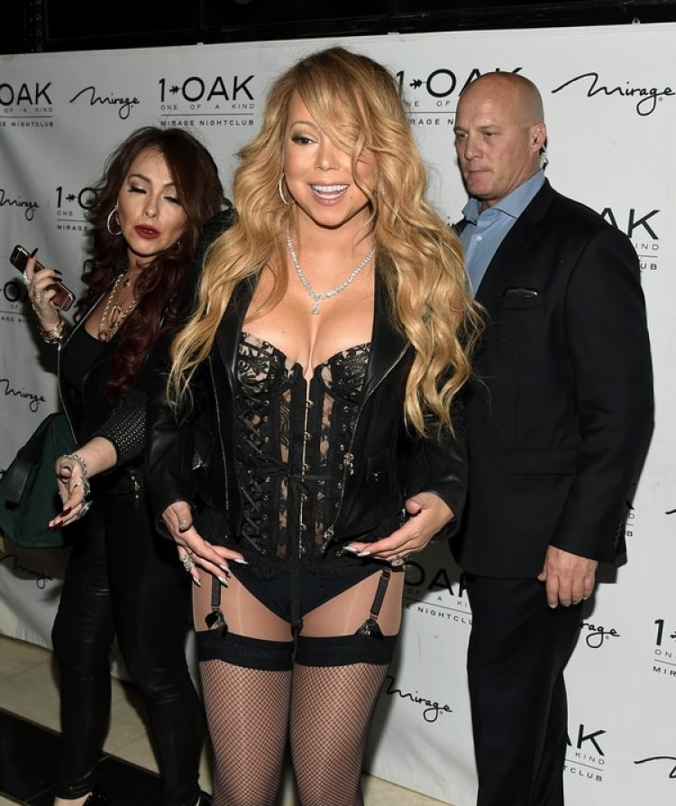 Michael Anello, el ex seguridad de Mariah Carey que amenaza con demandarla