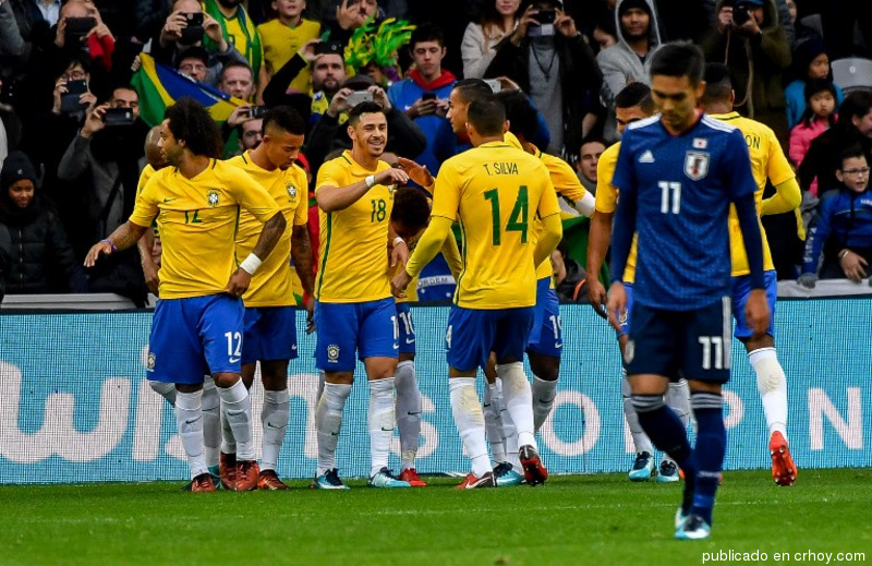 Resultado de imagen para brasil vs japon