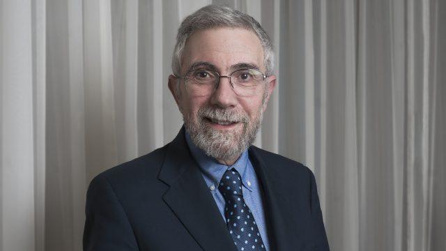 Paul Krugman. (Foto: Angélica Escobar/ForbesMx)