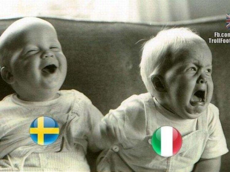 Los memes por la histórica eliminación de Italia del Mundial de Rusia 2018